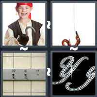 4 Pics 1 Word level 15-6 4 Letters