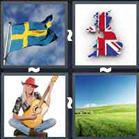 4 Pics 1 Word level 11-15 7 Letters