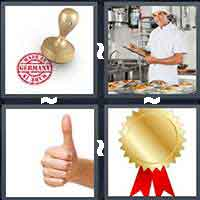 4 Pics 1 Word level 12-2 7 Letters