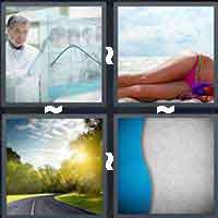 4 Pics 1 Word level 976