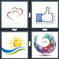 4 Pics 1 Word level 15-7 4 Letters