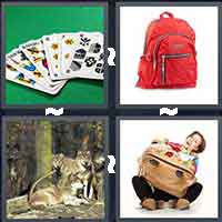 4 Pics 1 Word level 987