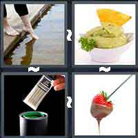 4 Pics 1 Word level 988