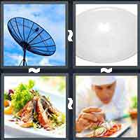 4 Pics 1 Word level 15-12 4 Letters