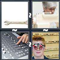 4 Pics 1 Word level 994