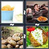4 Pics 1 Word level 996
