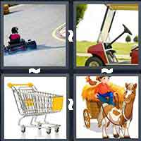 4 Pics 1 Word level 998