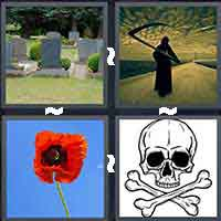 4 Pics 1 Word level 999