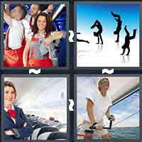 4 Pics 1 Word level 1004