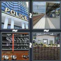 4 Pics 1 Word level 12-4 7 Letters