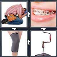 4 Pics 1 Word level 1006