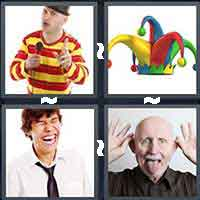 4 Pics 1 Word level 16-4 4 Letters