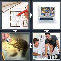 4 Pics 1 Word level 16-5 4 Letters