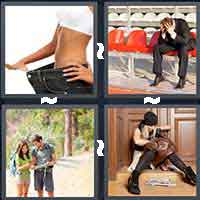 4 Pics 1 Word level 16-6 4 Letters