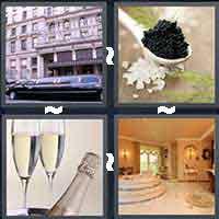 4 Pics 1 Word level 1012