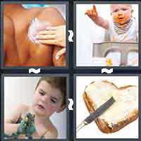 4 Pics 1 Word level 1014