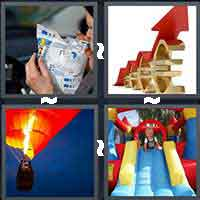 4 Pics 1 Word level 12-5 7 Letters