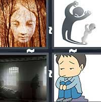4 Pics 1 Word level 13-4 7 Letters