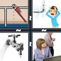 4 Pics 1 Word level 1099