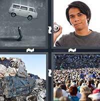 4 Pics 1 Word level 1101