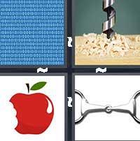 4 Pics 1 Word level 1108