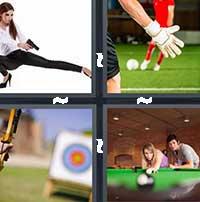 4 Pics 1 Word level 1117