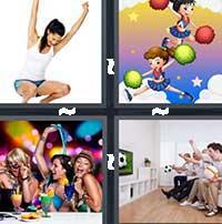 4 Pics 1 Word level 1125