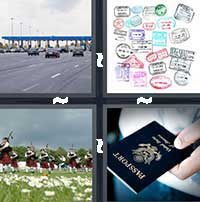 4 Pics 1 Word level 13-15 7 Letters