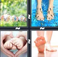 4 Pics 1 Word level 1201
