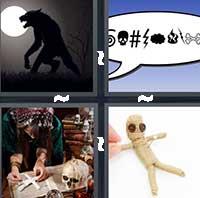 4 Pics 1 Word level 1222