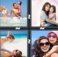 4 Pics 1 Word level 9-4 8 Letters