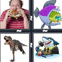 4 Pics 1 Word level 17-3 6 Letters