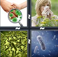 4 Pics 1 Word level 15-8 7 Letters