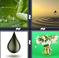 4 Pics 1 Word level 18-13 4 Letters
