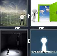 4 Pics 1 Word level 19-1 4 Letters