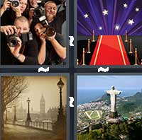 4 Pics 1 Word level 17-12 6 Letters