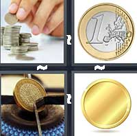 4 Pics 1 Word level 19-14 4 Letters