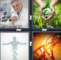 4 Pics 1 Word level 16-13 7 Letters