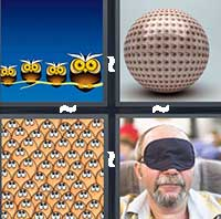 4 Pics 1 Word level 20-4 4 Letters
