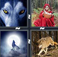 4 Pics 1 Word level 20-6 4 Letters