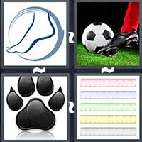4 Pics 1 Word level 20-10 4 Letters