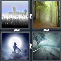 4 Pics 1 Word level 7-4 3 Letters