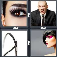 4 Pics 1 Word level 7-5 3 Letters