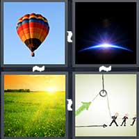 4 Pics 1 Word level 1397
