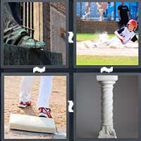 4 Pics 1 Word level 20-15 4 Letters