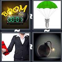 4 Pics 1 Word level 1418