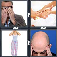4 Pics 1 Word level 8-8 3 Letters