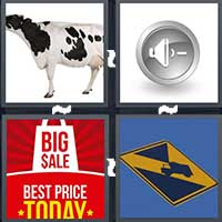 4 Pics 1 Word level 8-9 3 Letters