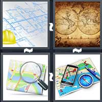 4 Pics 1 Word level 8-10 3 Letters