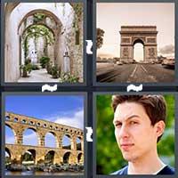 4 Pics 1 Word level 1423